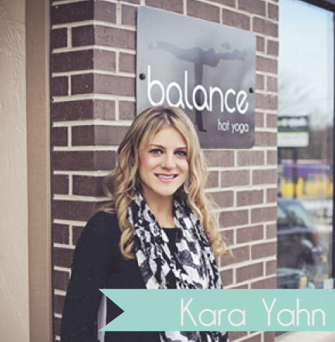 Kara Yahn - Balance Hot Yoga