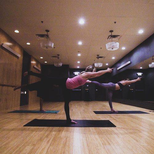 yoga studios in cedar falls