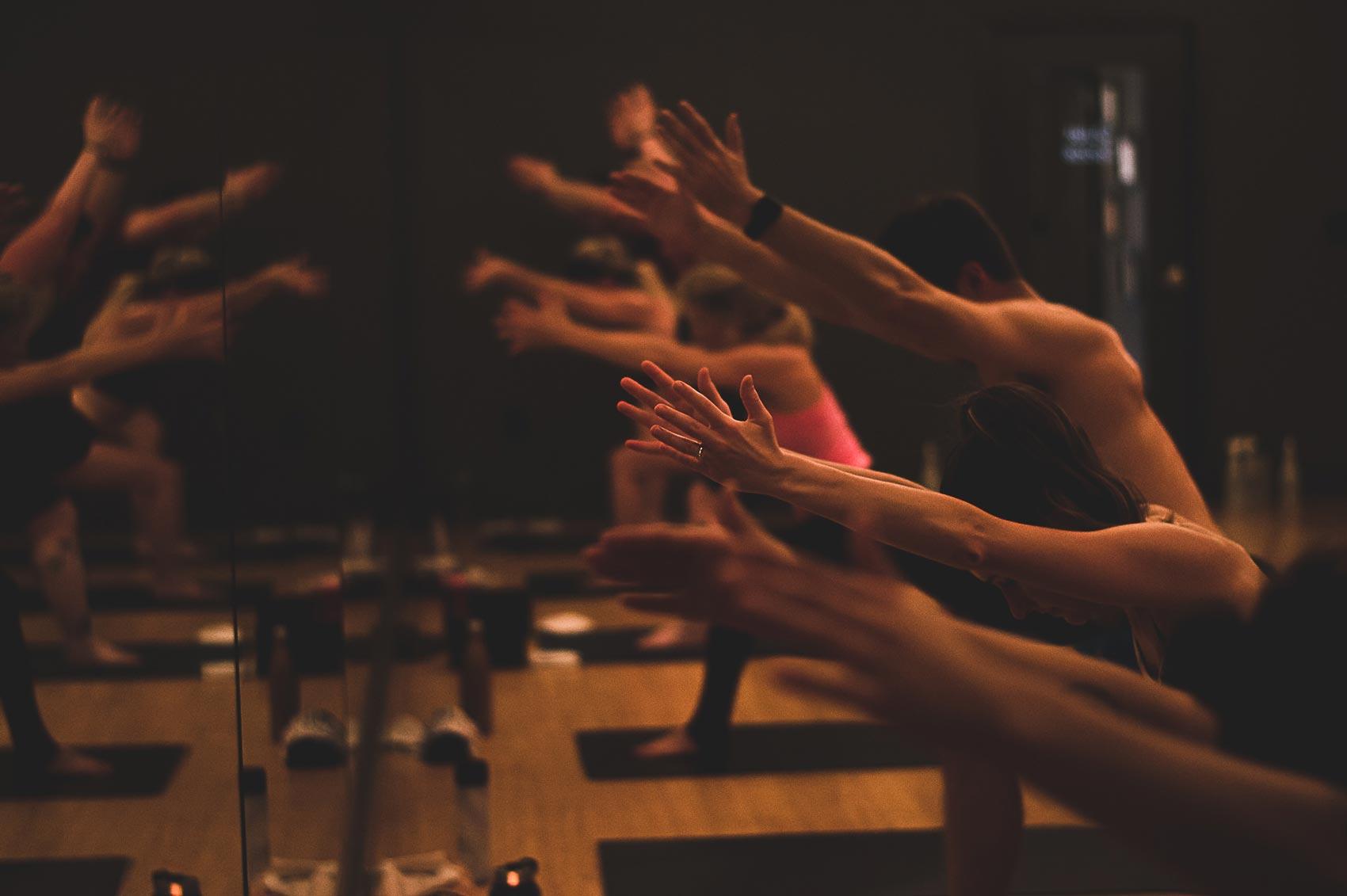 cedar falls yoga